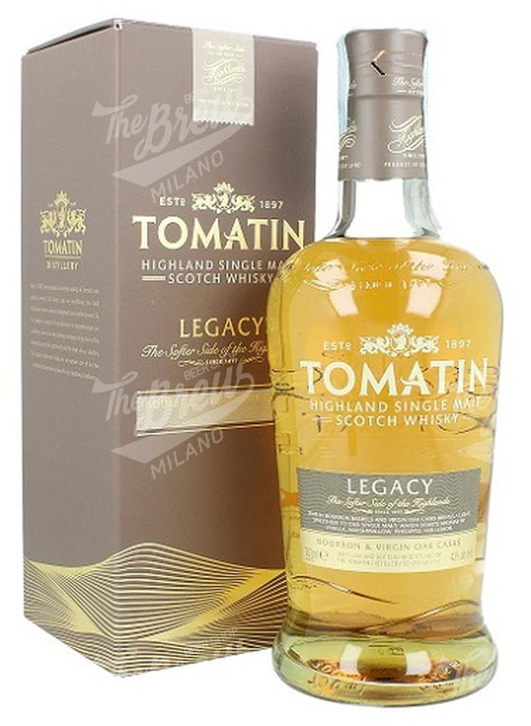 Legacy Highland Single Malt Scotch Whisky