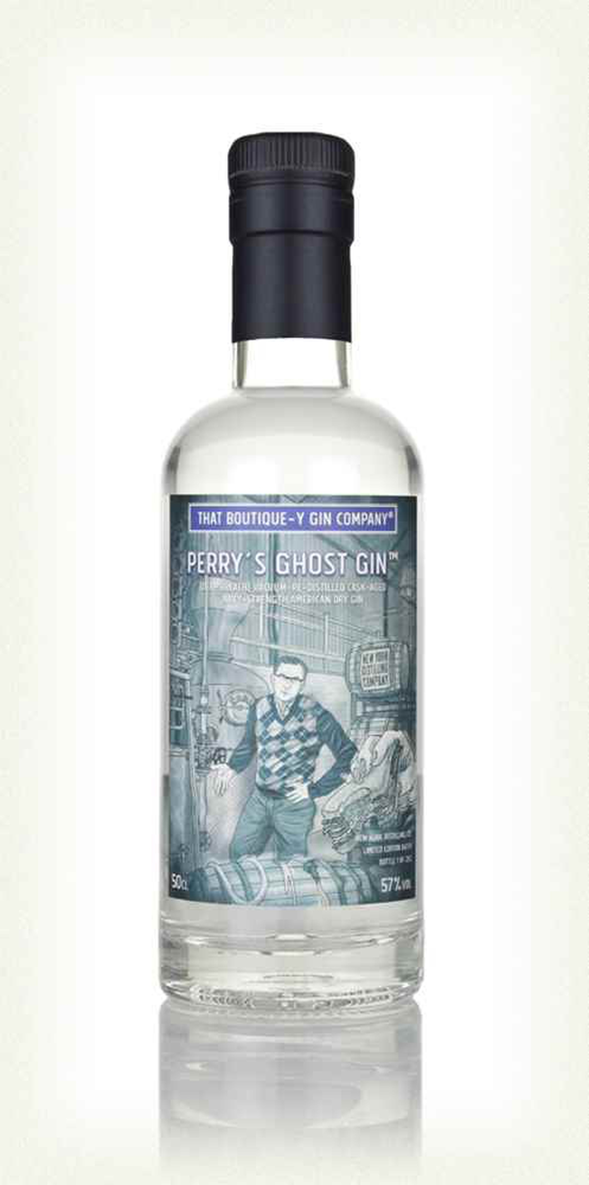 Perry's Ghost Gin