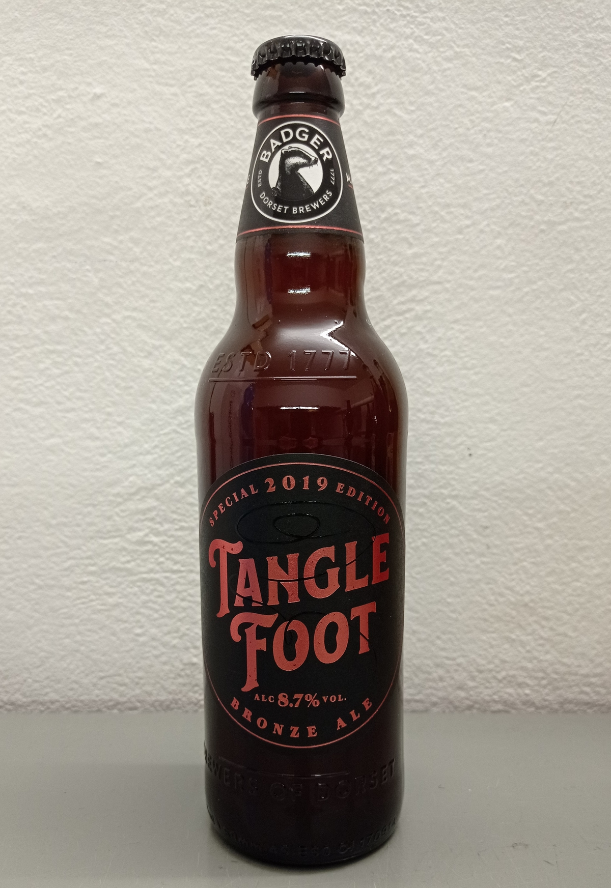 Tangle Foot - Special Edition 2019